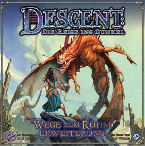 Descent - Die Reise ins Dunkel - Wege zum Ruhm (dt.)