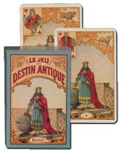 Destin Antique Wahrsagekarten