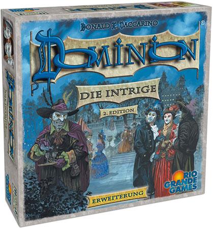 Dominion® - Intrige Erweiterung 2. Edition