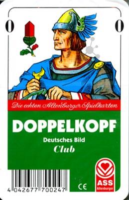 Doppelkopf - Deutsches Bild