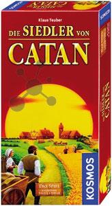 Siedler Von Catan Erweiterung 5-6 Spieler Holz