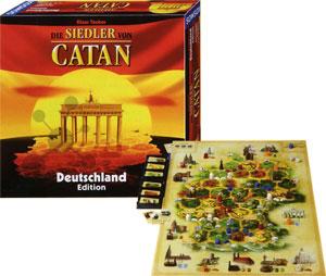 Die Siedler von Catan - Deutschland Edition