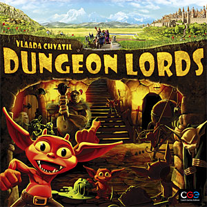 Dungeon Lords (engl.)
