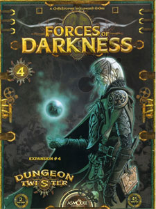 Dungeon Twister - Forces of Darkness (engl.)