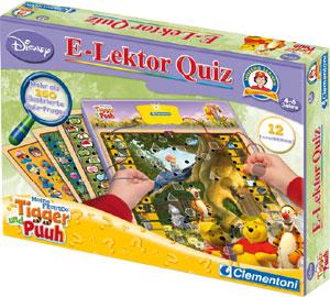 E-Lektor Quiz - Meine Freunde Tigger und Puuh