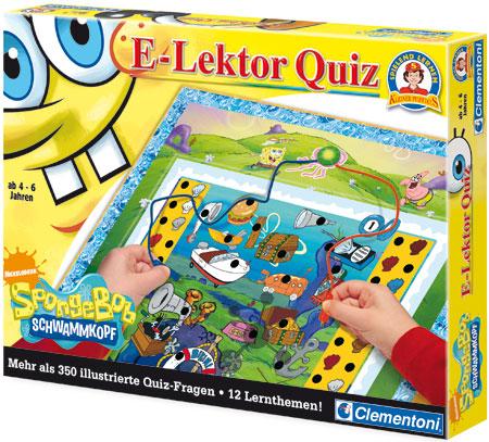 E-Lektor Quiz - SpongeBob