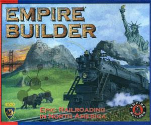 Empire Builder (engl.)