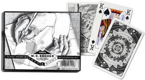 Escher - Left & Right Spielkarten