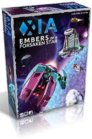 Xia: Legend Of A Drift System: Embers Of A Forsaken Star Erweiterung (engl.)