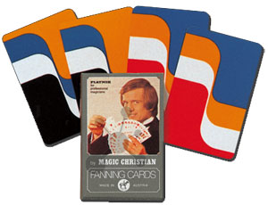 Magic Fanning Cards Double