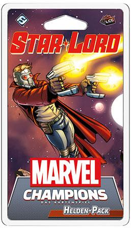 Marvel Champions - Das Kartenspiel - Star-Lord