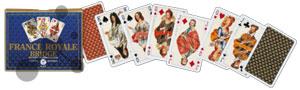 France Royal Spielkarten