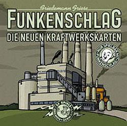 Funkenschlag - Erweiterung Die neuen Kraftwerkskarten