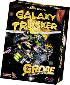 Galaxy Trucker - Die große Erweiterung