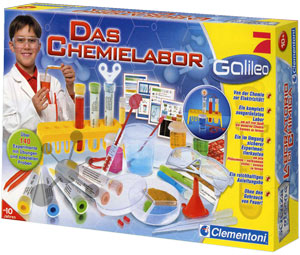 Chemie Spiel