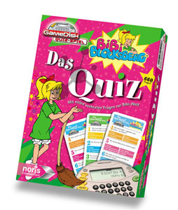 Bibi Blocksberg - Das Quiz (Gamedisk)