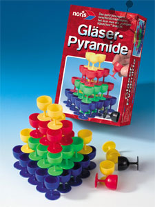 Pyramide Spiel