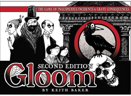 Gloom - 2.Edition (engl.)