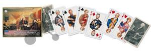 Glorious America Spielkarten