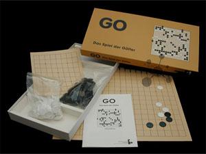 Go - Das Spiel der Götter