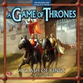 A Game of Thrones - A Clash of Kings (engl.)