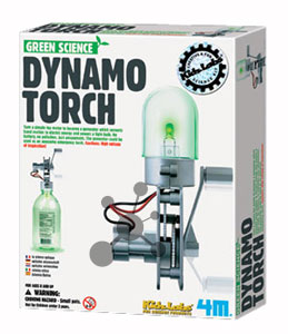 Green Science - Dynamo Lampe