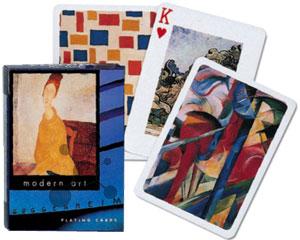 Guggenheim Spielkarten