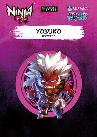 Ninja All-Stars - Yobuko Erweiterung