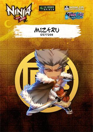 Ninja All-Stars - Mizaru Erweiterung
