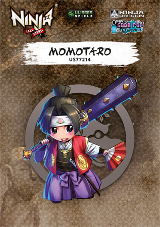 Ninja All-Stars - Momotaro Erweiterung