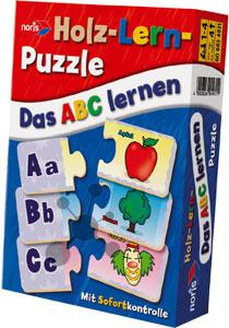 holz lern puzzle das abc lernen spiel holz lern puzzle das abc lernen kaufen. Black Bedroom Furniture Sets. Home Design Ideas