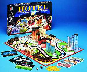 Hotel Das Spiel