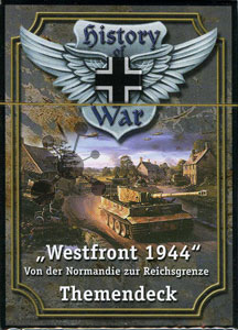 HOW: Themendeck Westfront 1944 Achse