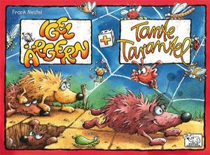 Igel Ärgern + Tante Tarantel