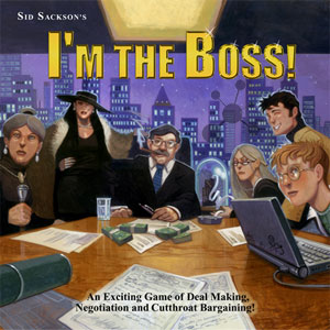 I`m the Boss! (engl.)