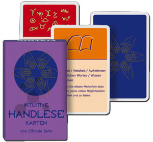 Intuitive Handlese Karten