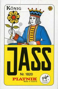 Jass Spielkarten