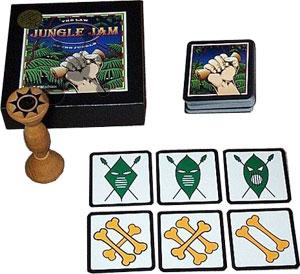 Jungle Jam Spiel