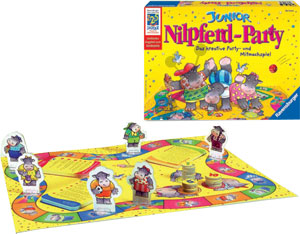 Nilpferd Spiele