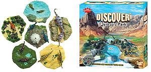 Jurassic Park Ausgrabung A
