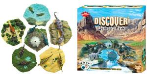 Jurassic Park Ausgrabung B