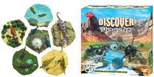 Jurassic Park Ausgrabung C