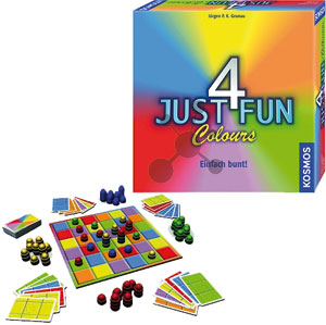 Just 4 Fun - Colours