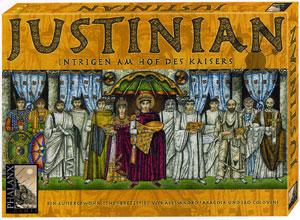 Justinian (engl.)