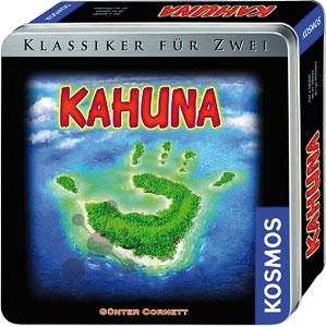 Kahuna - Metallbox
