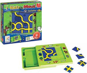 Katz & Maus Logikpuzzle