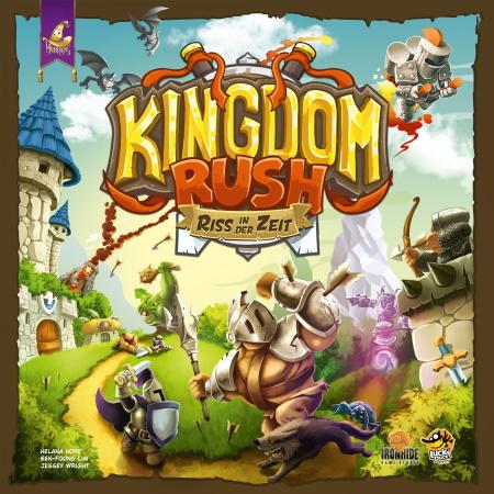 Kingdom Rush - Riss in der Zeit