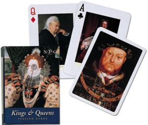 Kings & Queens Spielkarten