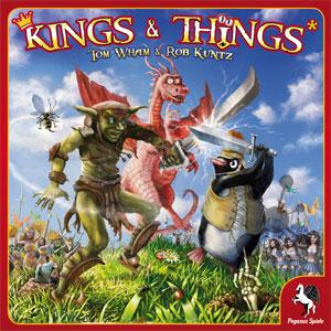 Kings & Things 2te Edition