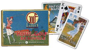 Ladies Golf Jumbo Spielkarten